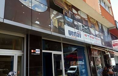 gergi tavan showroom