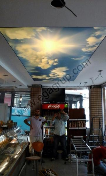 ÜMRANİYE CAFE PROJESİ